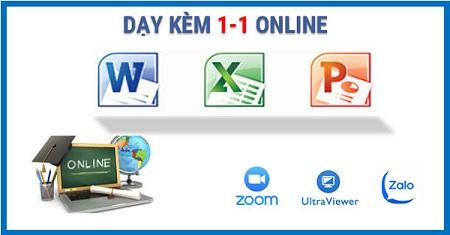 Dạy tin học văn phòng Online
